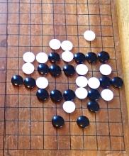 李世乭対AlphaGo第5局のある局面